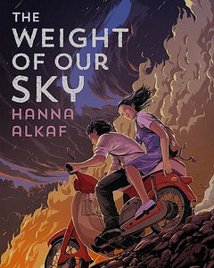 The Weight of Our Sky: Book Review by Muslim Mommy Blog