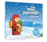 Way to Jannah-Islamic Books-Learning Roots-Crescent Moon Store