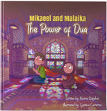 Mikaeel and Malaika The Power of Dua-Islamic Books-Flowers of My Garden-Crescent Moon Store