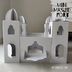 Load image into Gallery viewer, Mini Masjid Fort-Home Decor-My 1st Masjid-Crescent Moon Store