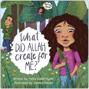 What Did Allah Create For Me?-Islamic Books-Prolance-Crescent Moon Store