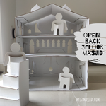 Load image into Gallery viewer, Mini Masjid Story House