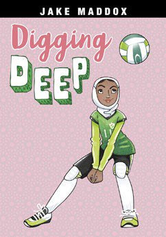 Digging Deep-Islamic Books-Stone Arch Books-Crescent Moon Store