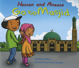 Hassan and Aneesa go to Masjid-Islamic Books-The Islamic Foundation-Crescent Moon Store