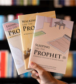 Load image into Gallery viewer, Like the Prophet: 40 Prophetic Traditions in Poetic English (Series of 4 Plus Bonus Books)