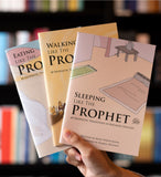 Like the Prophet: 40 Prophetic Traditions in Poetic English (Series of 4 Plus Bonus Books)