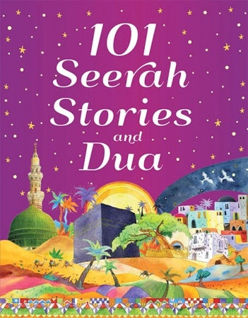 101 Seerah Stories and Dua-Islamic Books-Goodword-Crescent Moon Store
