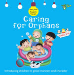 Load image into Gallery viewer, Akhlaaq Building Series: Caring For Orphans-Islamic Books-Kube Publishing-Crescent Moon Store