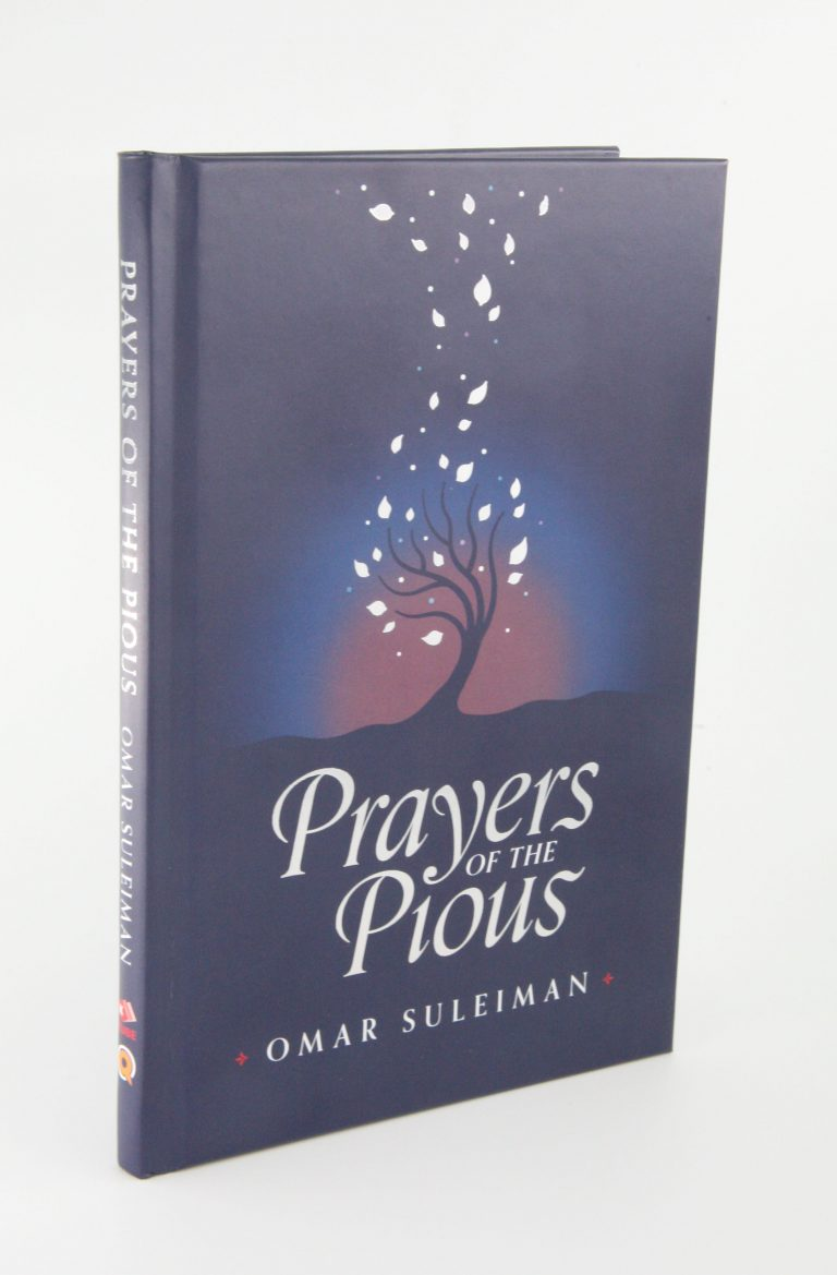 Prayers of the Pious-Adult Book-Kube Publishing-Crescent Moon Store