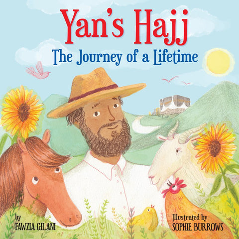 Yan's Hajj The Journey of a Lifetime-Islamic Books-The Islamic Foundation-Crescent Moon Store
