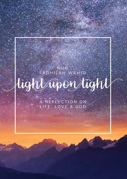Light Upon Light-Adult Book-Kube Publishing-Crescent Moon Store