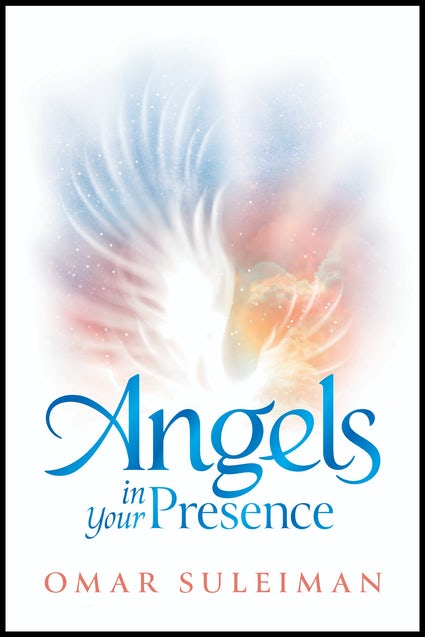 Angels in Your Presence-Adult Book-Kube Publishing-Crescent Moon Store