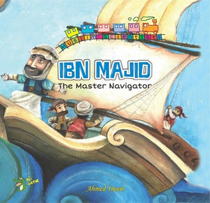 Ibn Majid: The Master Navigator-Islamic Books-Kube Publishing-Crescent Moon Store