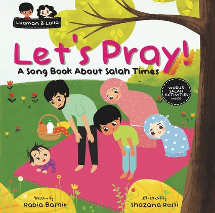 Let's Pray!-Islamic Books-Kube Publishing-Crescent Moon Store