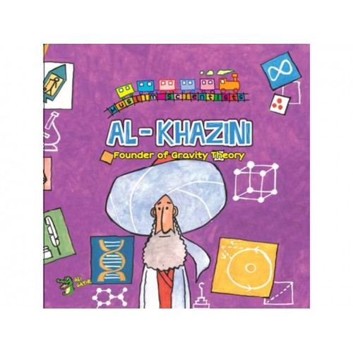 Al-Khazini: Founder of Gravity Theory-Islamic Books-Kube Publishing-Crescent Moon Store