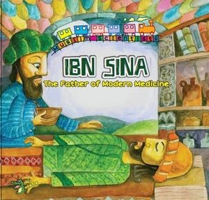 Ibn Sina: The Father of Modern Medicine-Islamic Books-Kube Publishing-Crescent Moon Store