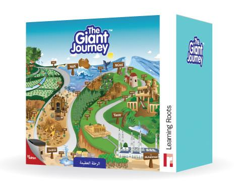The Giant Journey (Floor Puzzle) 3rd Edition-Toys & Games-Learning Roots-New-Crescent Moon Store