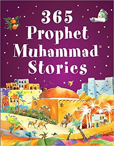 365 Prophet Muhammad Stories-Islamic Books-Goodword-Softcover-Crescent Moon Store
