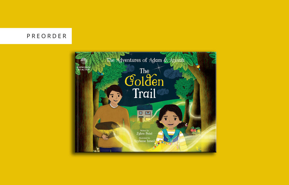 The Golden Trail-Islamic Books-Ilm2Amal-Crescent Moon Store