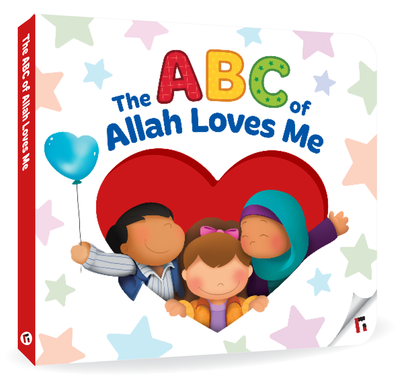 The ABC of Allah Loves Me-Islamic Books-Learning Roots-Crescent Moon Store