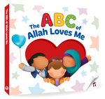 Load image into Gallery viewer, The ABC of Allah Loves Me-Islamic Books-Learning Roots-Crescent Moon Store