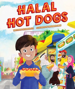 Halal Hot Dogs-Islamic Books-Salaam Reads-Crescent Moon Store