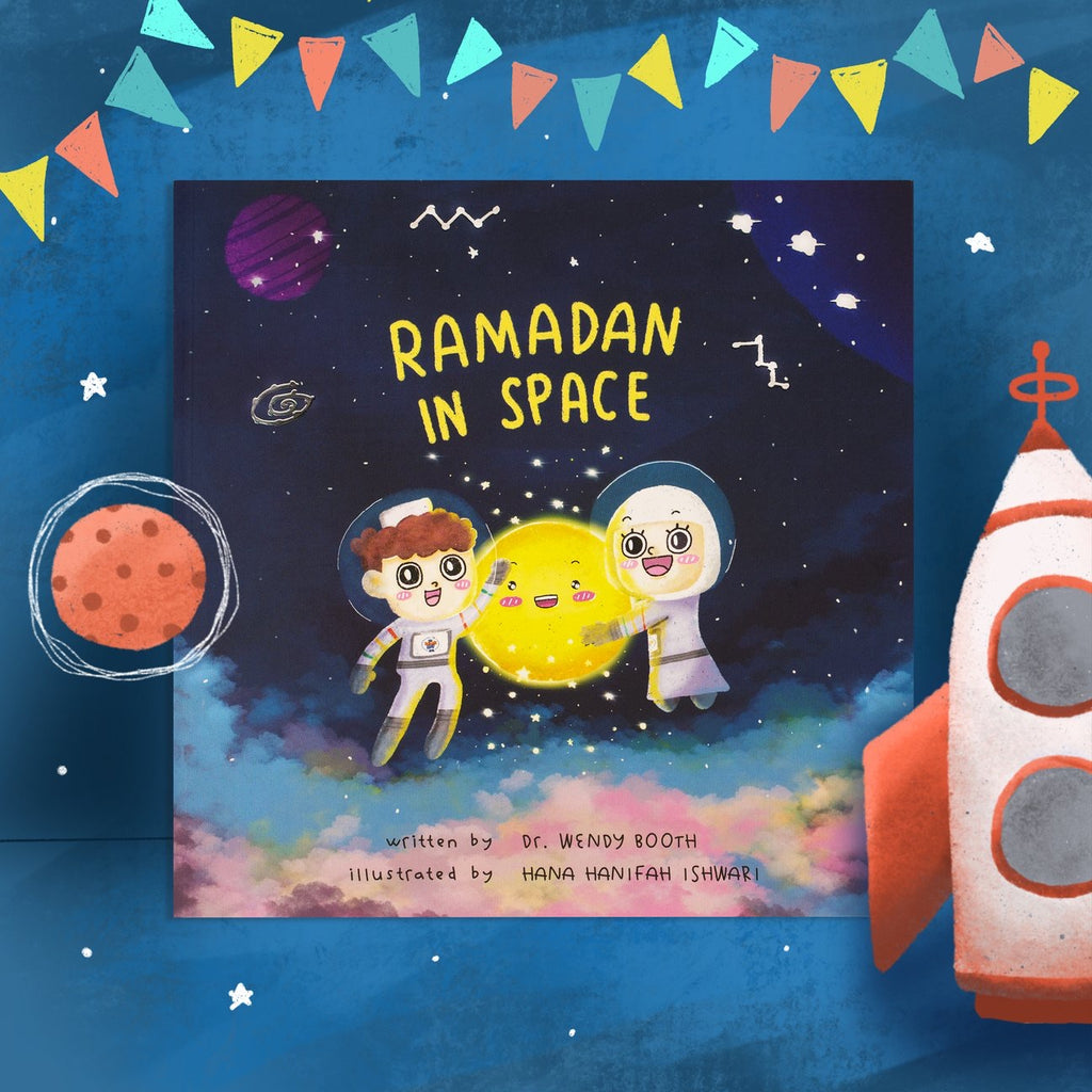 Ramadan In Space!-Islamic Books-My Salah Mat UK-Crescent Moon Store