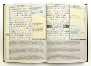Tajweed& Memorization Quran in English