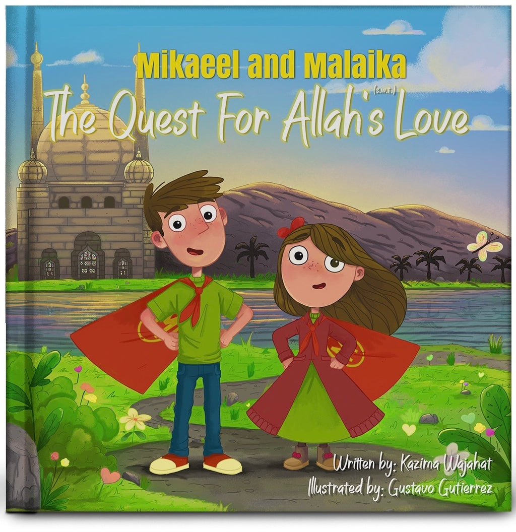 Mikaeel and Malaika: The Quest for Love-Islamic Books-Flowers of My Garden-Crescent Moon Store