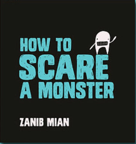 How to Scare a Monster-Islamic Books-Muslim Children's Books UK-Crescent Moon Store