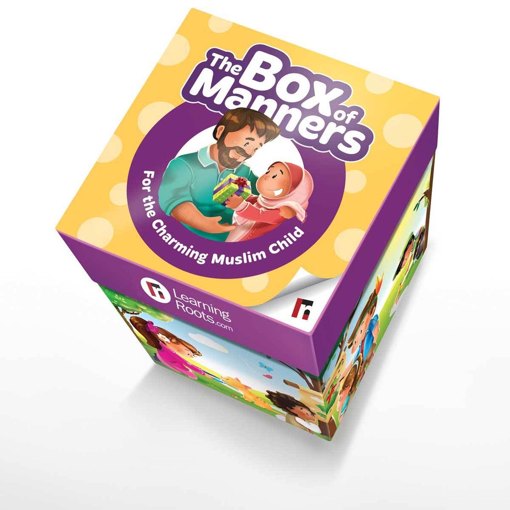 The Box Of Manners (4th Edition)-Toys & Games-Learning Roots-Crescent Moon Store