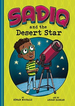 Sadiq and the Desert Star-Islamic Books-Picture Window Books-Crescent Moon Store