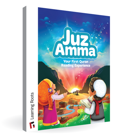 Juz Amma-Islamic Books-Learning Roots-Crescent Moon Store