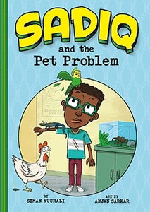 Sadiq and the Pet Problem-Islamic Books-Picture Window Books-Crescent Moon Store