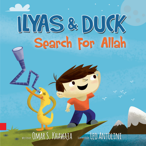 Ilyas & Duck - Search for Allah-Islamic Books-Little Big Kids-Crescent Moon Store