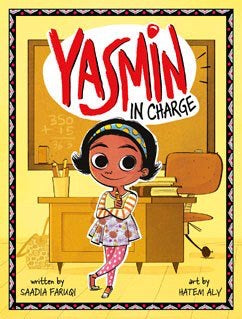 Yasmin in Charge-Islamic Books-Picture Window Books-Crescent Moon Store