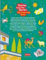 Load image into Gallery viewer, Stories from the Quran BIG Coloring Book