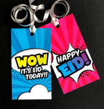 Load image into Gallery viewer, Eid Cards Multipack + Gift Tags | Super Muslims