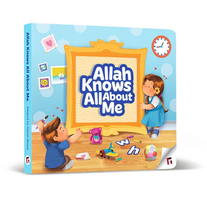 Allah Knows All About Me-Islamic Books-Learning Roots-Crescent Moon Store
