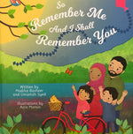 Load image into Gallery viewer, So Remember Me and I Shall Remember You-Islamic Books-Ummi & Baby Co-Crescent Moon Store