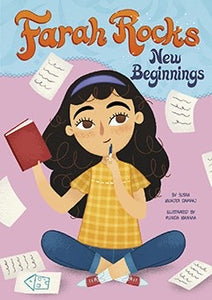 Farah Rocks New Beginnings-Islamic Books-Picture Window Books-Crescent Moon Store