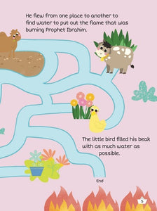 Islamic Activity Books For Kids