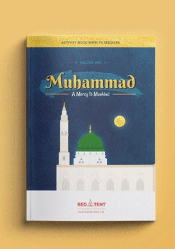 Muhammad: A Mercy to Mankind-Islamic Books-Red Tent-Crescent Moon Store