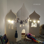 Load image into Gallery viewer, Mini Masjid Silhouette Stand
