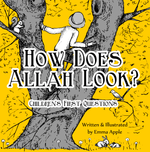 Load image into Gallery viewer, How Does Allah Look?-Islamic Books-Little Moon Books-Crescent Moon Store