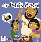 My Dad's Beard-Islamic Books-Muslim Children's Books UK-Crescent Moon Store