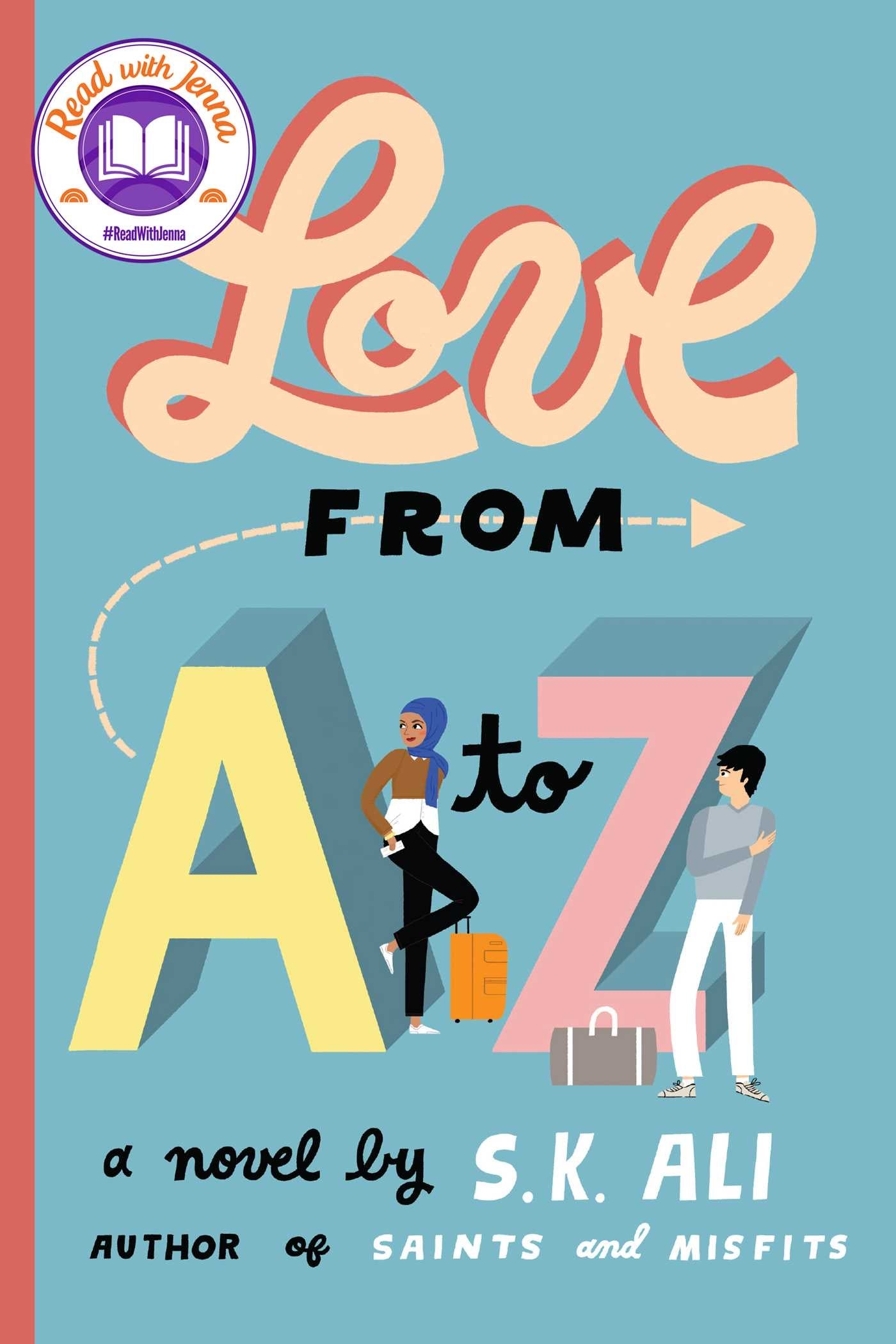 Love From A To Z-Islamic Books-Simon & Schuster-Crescent Moon Store