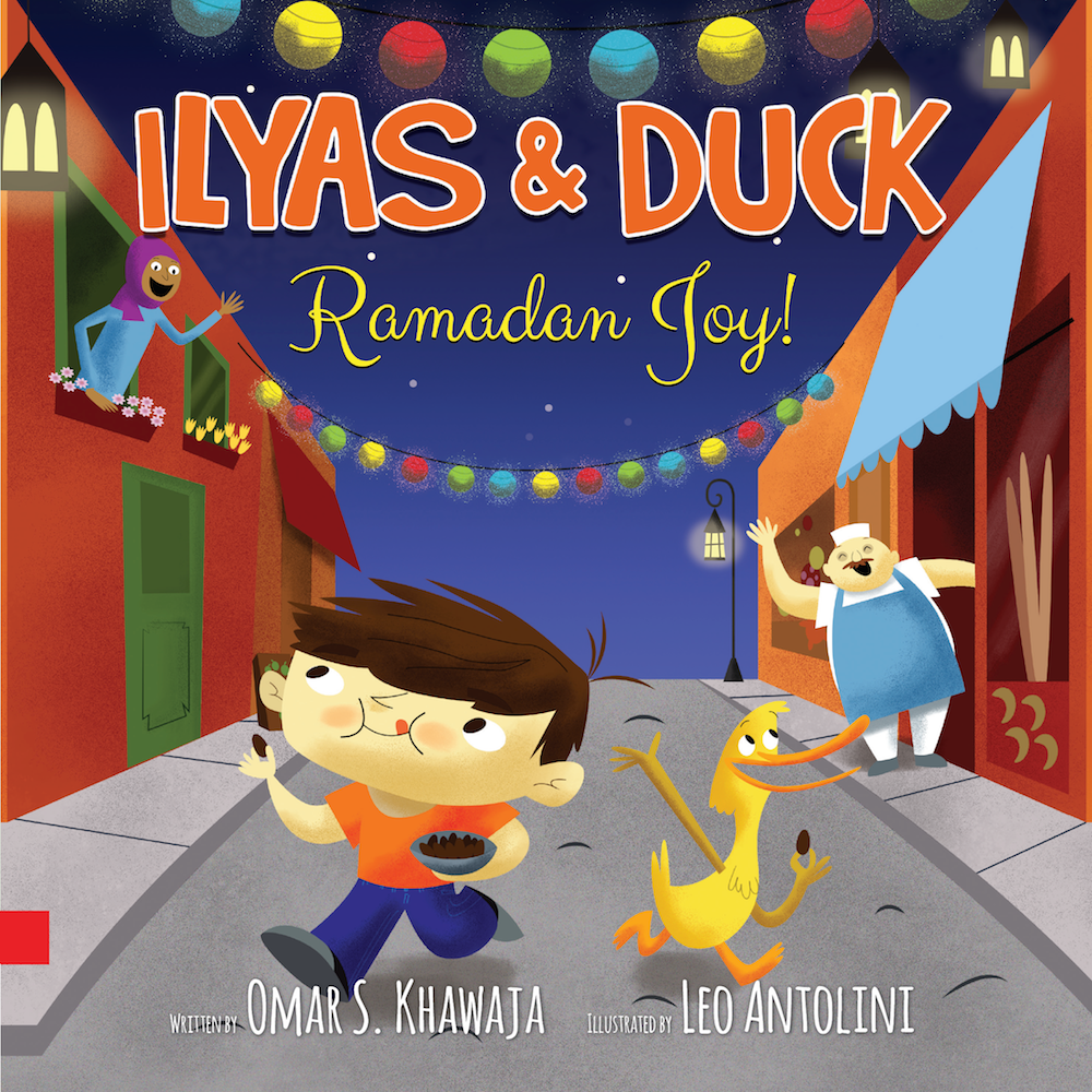 Ilyas & Duck - Ramadan Joy!-Islamic Books-Little Big Kids-Crescent Moon Store