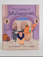 Load image into Gallery viewer, Footsteps of Muhammad