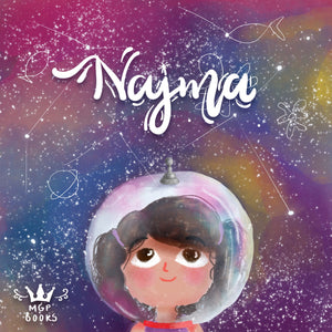 Najma-Islamic Books-Muslim Girl Power Books-Crescent Moon Store
